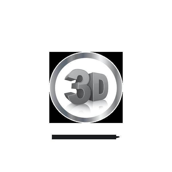 Volledige 3D