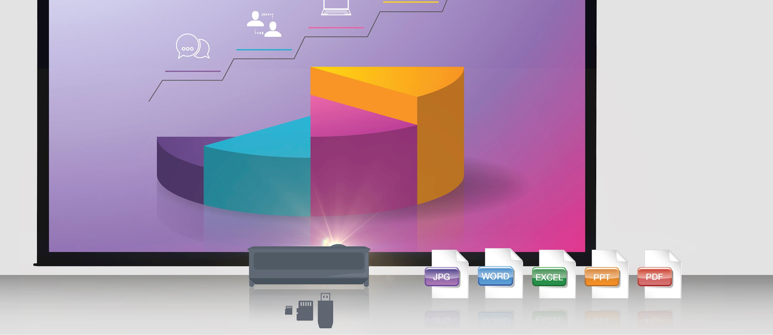 Office viewer intégré
