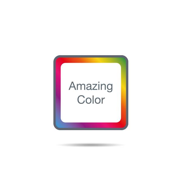 Amazing colours
